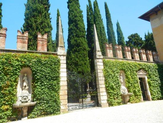 Vista foto di palazzo giardino giusti verona tripadvisor for Giardino e palazzo giusti