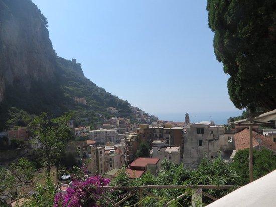 View from Villa Lara