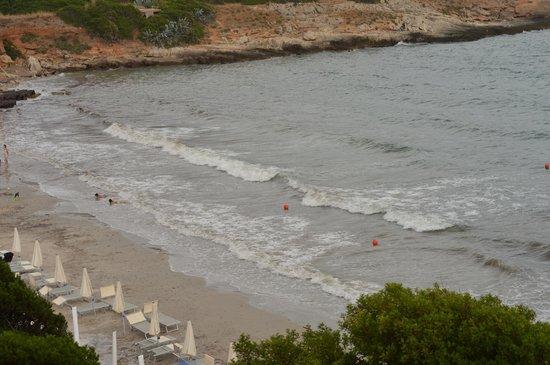 Hotel Punta Negra : scorcio di spiaggia