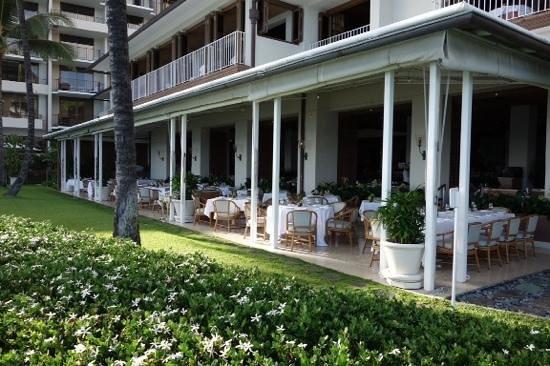Halekulani Hotel: Orchids