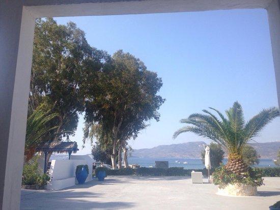 Lagada Beach Hotel: Deniz