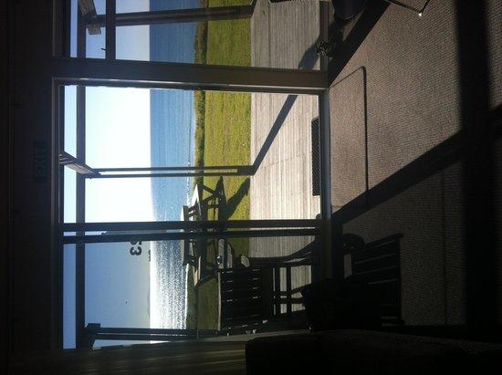 Papamoa Beach Resort : A winters day in Villa 23