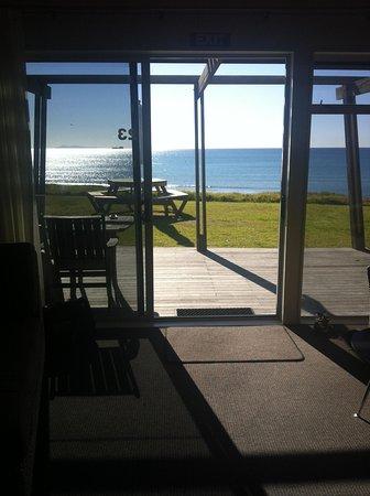 Papamoa Beach Resort: A winters day in Villa 23
