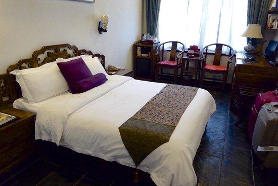 Tang Dynasty Art Garden Hotel: Main room