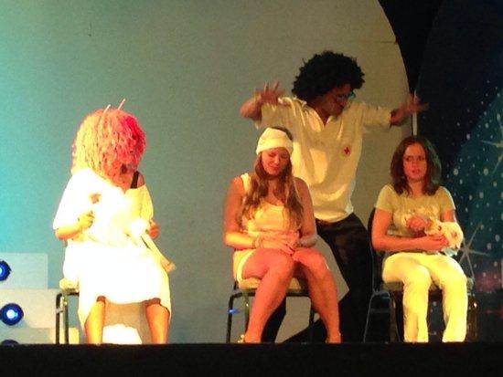 LTI Akassia Beach: Comedy show