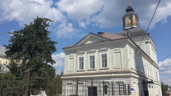 Demidov`s Historical and Memorial Museum