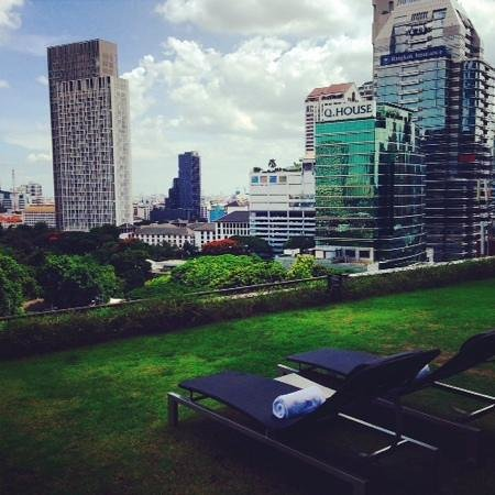 SO Sofitel Bangkok: Solarium Space
