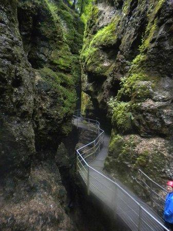 Canyon Rio Sass: Quello che vedrete