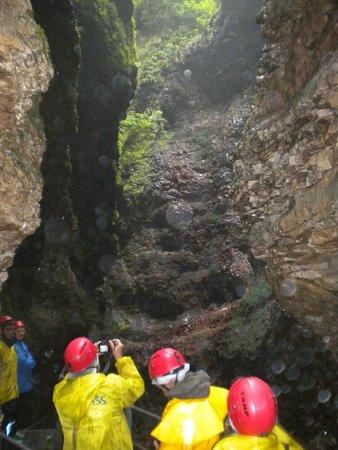 Canyon Rio Sass: Alcuni scorci