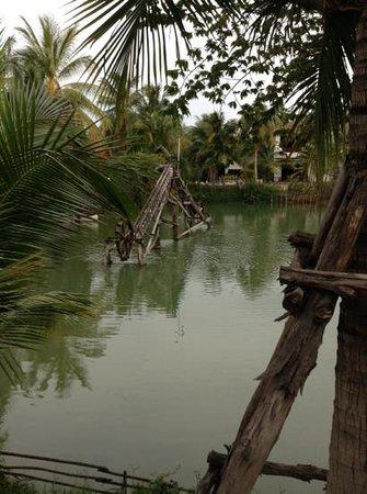 Baan Thai House : l'etang