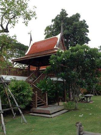 Baan Thai House : le jardin