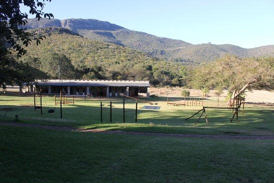 Madi a Thavha Mountain Lodge : surrounding area