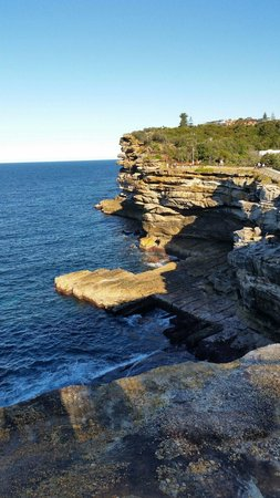 The Gap Park : Stunning cliffs!