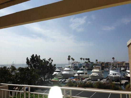 Loews Coronado Bay Resort: Marina View Room