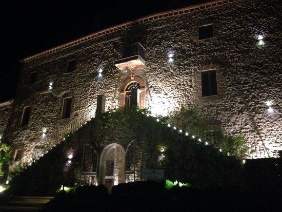 Castello di Montignano Relais & Spa: By night