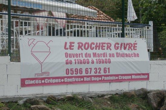 Le Rocher Givre : Adresse