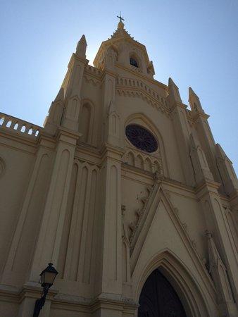 Santuario de Nuestra Señora de Regla: Torre principal