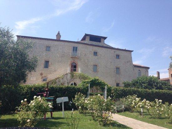 Castello di Montignano Relais & Spa: Castello di montignano