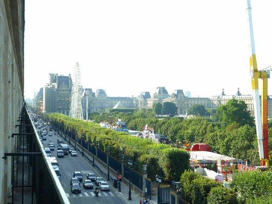The Westin Paris - Vendome: city view 2