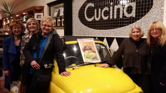 Cucina North Adelaide: Tours for Women dinner
