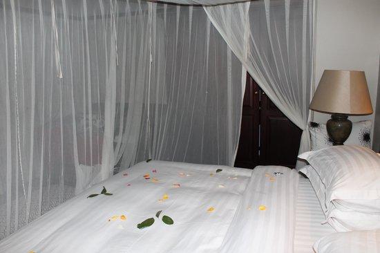Imbali Safari Lodge: Stanza da letto
