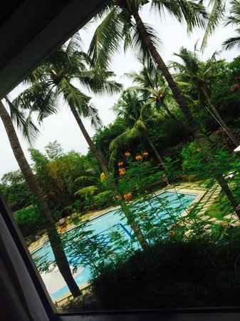 Trident, Chennai: Room with a View
