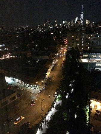 The Standard, High Line: Udsigt fra værelse 1015