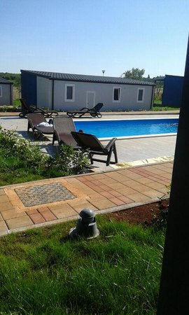 Superior Mobile Homes In Camping Kastanija