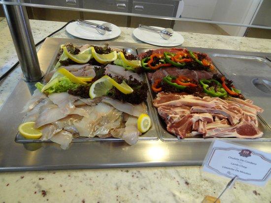 Pierre & Vacances Village Club Fuerteventura Origo Mare: Diner
