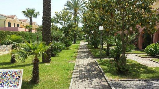 Relais Le Magnolie : Il parco