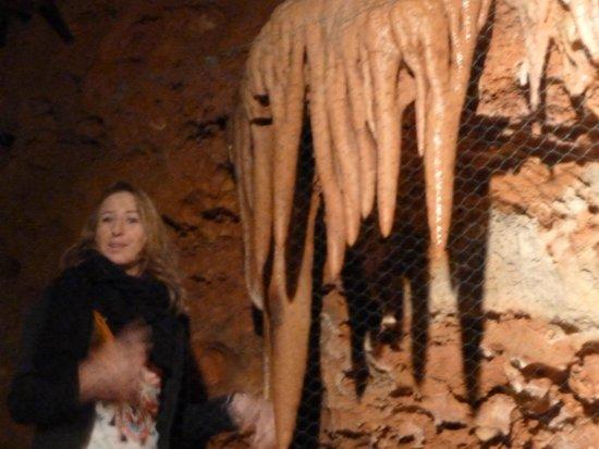 Saint Cézaire Caves: Concert dans la grotte