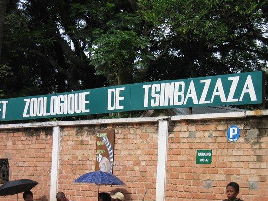 Tsimbazaza Zoo : Parc Tsimbazaza