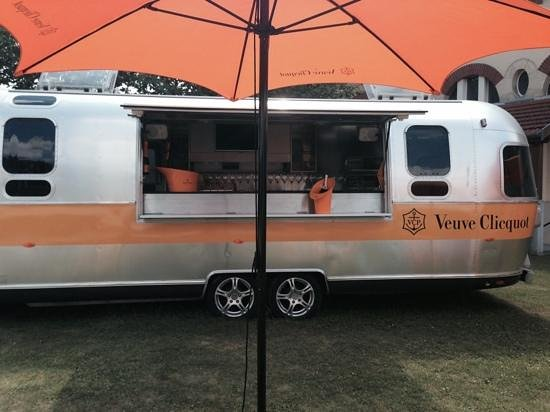 Veuve Clicquot-Ponsardin: the VC van