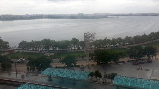 The Park Hyderabad: Room view