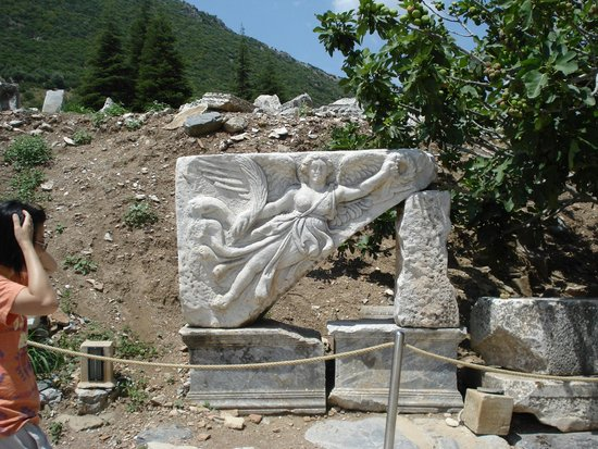 Ancient City of Ephesus: Νίκη