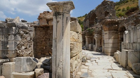 Ancient City of Ephesus: Marble Street