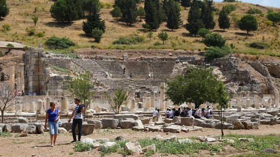 Ancient City of Ephesus: Agora