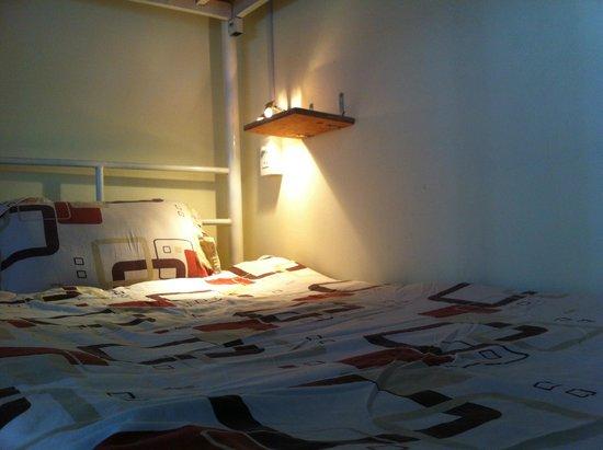 Newland Hostel : dorm room