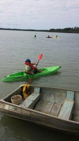 Fatai Kayak Adventures : Fatai Kayak - Holonga
