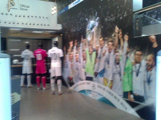 Area Real Madrid Tienda Oficial