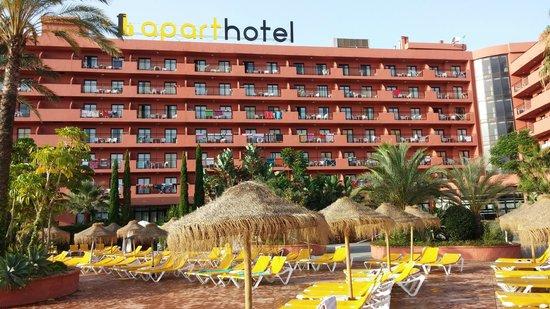 Fuengirola Beach Aparthotel: hotel