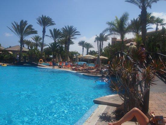 R2 Rio Calma Hotel & Spa & Conference : Baseny bardzo fajne