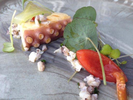 Lofoten Fiskerestaurant : Forrett