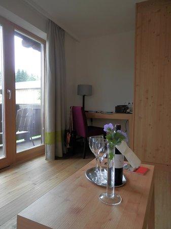 Seebichl Hotel: Zimmer Nival