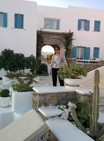 En Lefko Prive Suites: At En Lefko