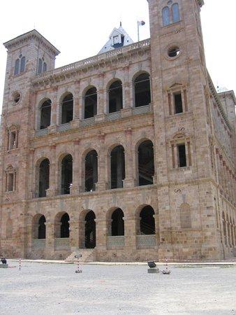 Rova - Le Palais de la Reine : Rova