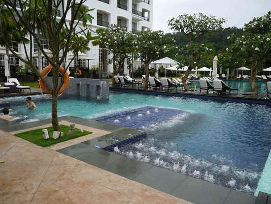 The Danna Langkawi: Swimming pool