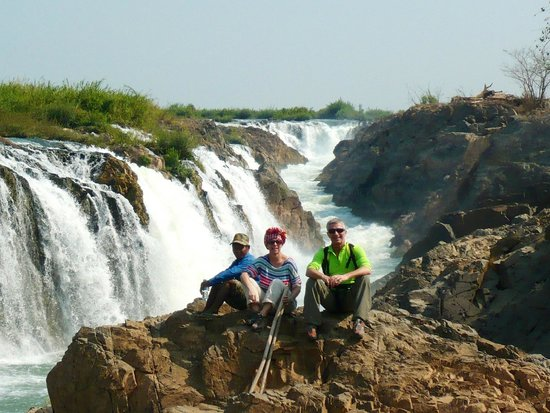 Cambodian Pride Tours - Day Tours: Impressive Mekong Falls