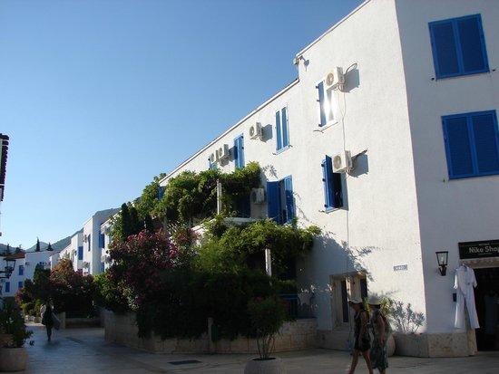 Hotel Slovenska Plaza: Корпус