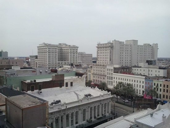 JW Marriott New Orleans: View from room
